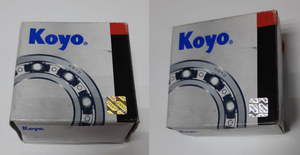 Подделка Koyo